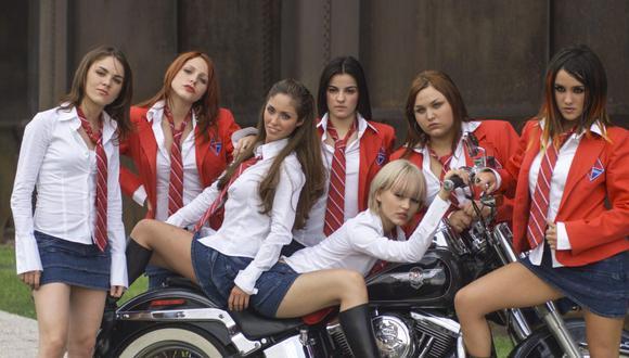 """Ya han pasado 17 años del estreno de """"Rebelde"""" (Foto: Televisa)"""