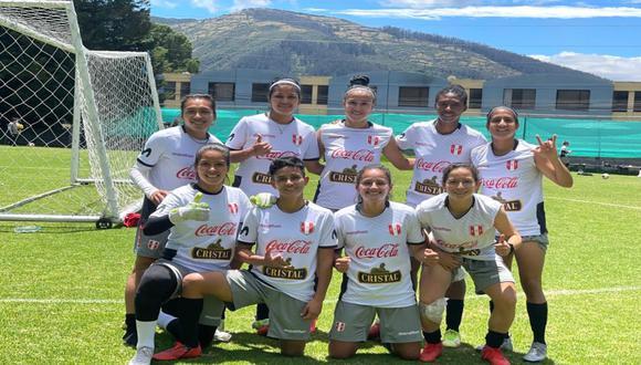 La Selección Peruana de fútbol femenino disputará un partido amistoso después de dos años (Foto: FPF)