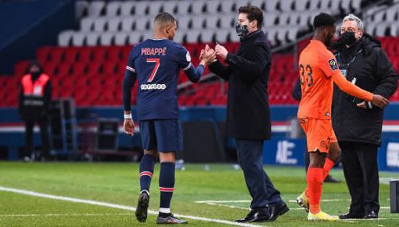 Mauricio Pochettino es el actual entrenador del PSG. (Foto: Getty Images)