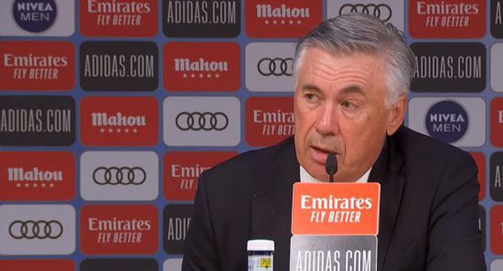 """Ancelotti, tras el empate ante Villarreal: """"No pienso que el planteamiento fuera erróneo"""""""