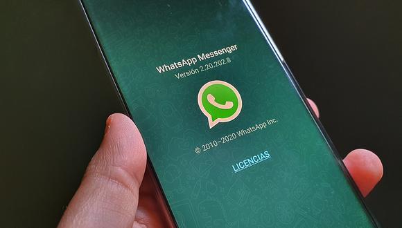 ¿Tu cuenta de WhatsApp será cerrada? Compruébalo ahora mismo. (Foto: Depor)