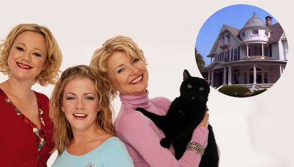 ¿Sabes dónde realmente se encuentra la casa de 'Sabrina, la bruja adolescente? Conoce la locación original en Google Maps. (Foto: ABC)
