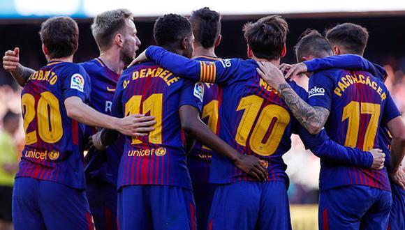 Barcelona es el vigente campeón de la Copa del Rey. (Getty)