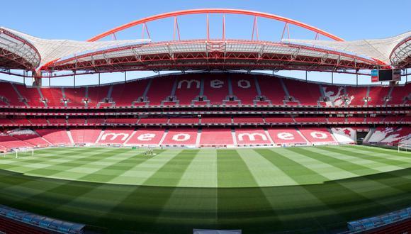 Mira el estadio Da Luz donde se disputará la final de la Champions League este 23 de agosto. (Foto: Wikipedia)