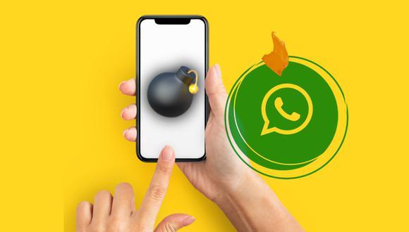 De esta manera podrás activar los mensajes que desaparecen si no son leídos en WhatsApp Web. (Foto: Hola Telcel)