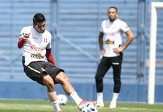 Pese a no ser titular: Luis Abram se refirió a su presencia en la Selección Peruana
