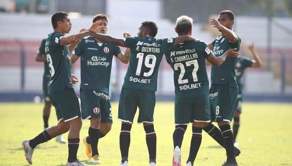 Universitario venció 2-1 a Alianza Atlético en la última fecha del torneo local (Foto:LIGA 1)