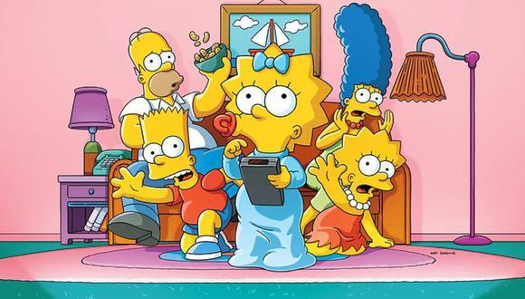 Los Simpson: un mensaje oculto se esconde en el episodio de la tercera dimensión. (Foto: FOX)