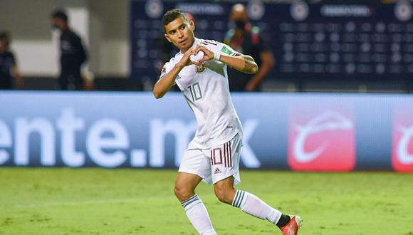 México vs. Costa Rica jugaron por las Eliminatorias de la Concacaf este domingo (Foto: Getty Images).