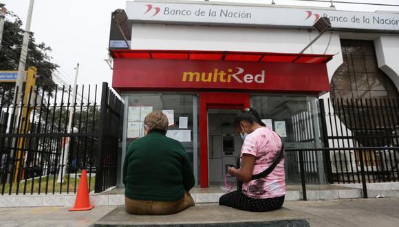 La Banca Celular permitirá cobrar el BFU sin necesidad de tener una cuenta de ahorros en ningún banco (Foto: Andina)