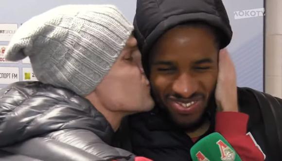 Lokomotiv le dedicó video de despedida a Jefferson Farfán (Fuente: LokoTV)