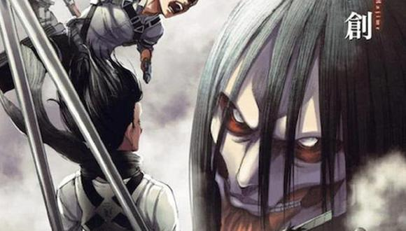 "Al final del manga de ""Attack on Titan"", Eren le cuenta a Armin que la persona que lo transformó en un genocida fue la propia Ymir (Foto: Shonen Magazine Comics)"
