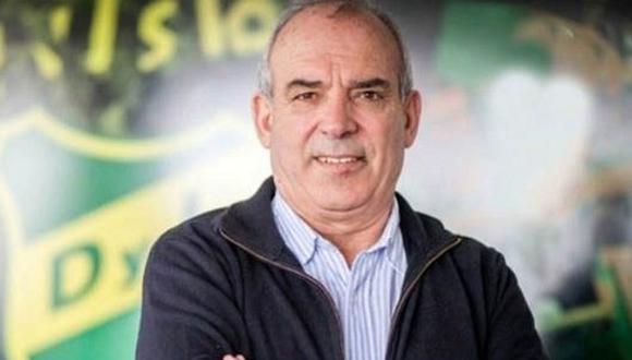 José Lemme se refirió a Universitario, próximo rival de Defensa y Justicia en la Copa Libertadores 2021. (Foto: Agencias)
