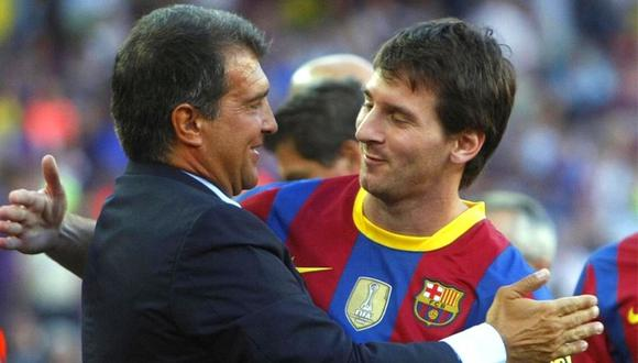 Messi tiene contrato con el FC Barcelona hasta el 30 de junio de este año. (Foto: Internet)