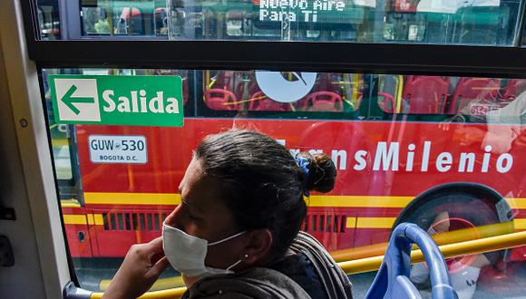 Las noticias al cierre del domingo 29 de marzo en Colombia por el Covid-19. (Foto: AFP)