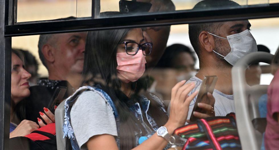 Últimas noticias y minuto a minuto del coronavirus en el Perú al 1 de abril. (Foto: AFP)