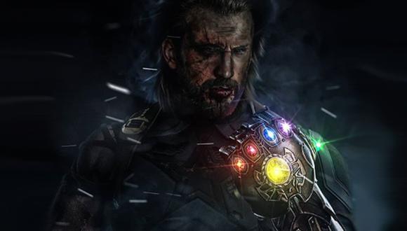 Capitán América en Avengers 4 según una de las teorías (Foto: ultraraw26)