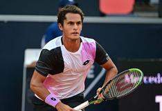 Juan Pablo Varillas no consiguió avanzar en la clasificación del US Open tras perder ante Zizou Bergs