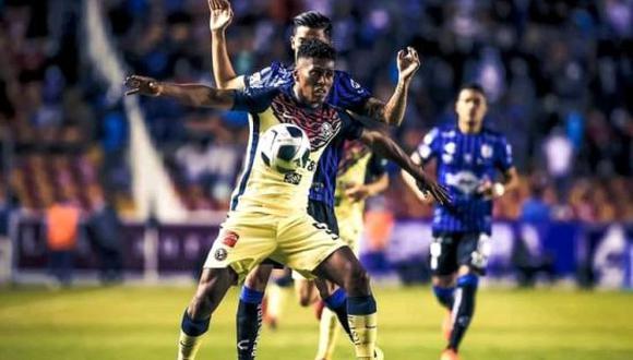 América y Querétaro empataron 0-0 en la Jornada 1 del Apertura 2021 de la Liga MX. (Foto: América)