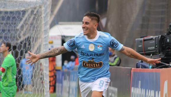 Alejandro Hohberg y los retos con Sporting Cristal. (Foto: Liga 1)