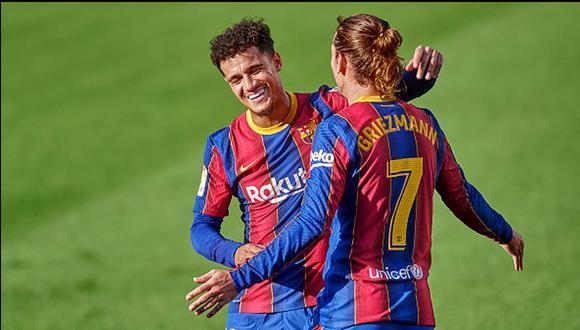 Barcelona debutará ante Real Sociedad en el marco del inicio de LaLiga 2021-22. (Getty)