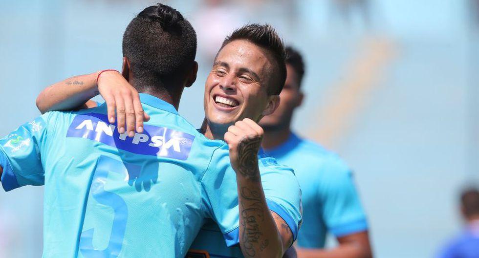 Cristian Ortiz marcó 11 goles con la camiseta de Sporting Cristal. (USI)