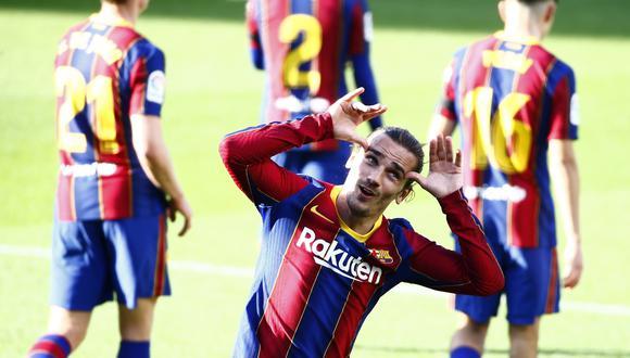 FIFA 21: Griezmann lidera el Equipo de la Semana de Ultimate Team. (Foto: AP)