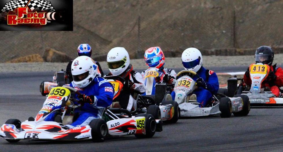 El equipo FF Karting tiene a Frederyc Mosca como Director Deportivo. (Foto: Difusión)