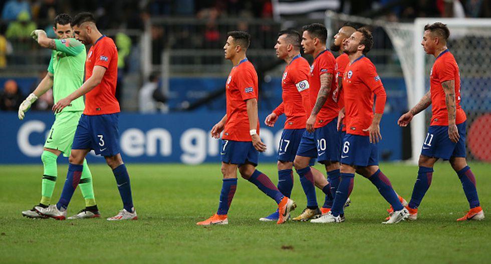 Prensa chilena aniquiló a Vidal y compañía tras la goleada ante Perú. (Foto: Getty Images)