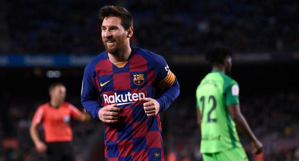 Lionel Messi - 46 goles   Fuente: AFP