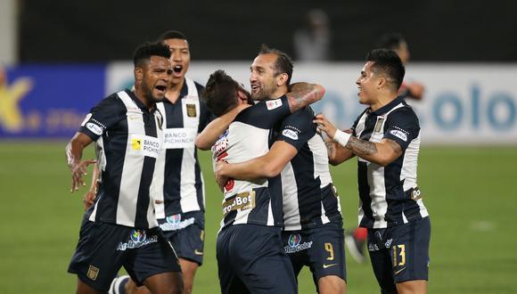 Alianza Lima vs. Cantolao, por la fecha 4 de la Fase 2 (Foto: Jesús Saucedo /GEC)