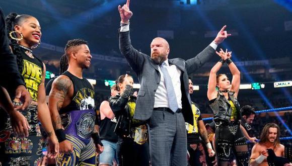 """Triple H sobre NXT en Latinoamérica: """"Debemos esperar a que el tiempo sea adecuado"""". (WWE)"""