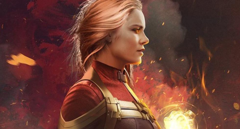 Captain Marvel es la primera cinta de Marvel Studios que se estrenará este 8 de marzo del 2019.   Foto: Marvel