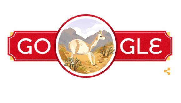 Fiestas Patrias: Google lanzó doodle dedicado a la Independencia del Perú (Google)