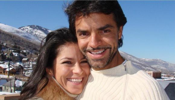 Eugenio Derbez y Alessandra Rosaldo están juntos desde el 2006 (Foto: Instagram)