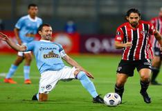 Copa Libertadores: Sporting Cristal cayó derrotado de local frente a Sao Paulo