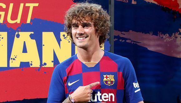 Antoine Griezmann tiene contrato en Barcelona hasta el año 2024. (Foto: Getty)