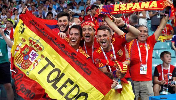 Los estadios de futbol en España volverán a acoger público en sus tribunas. (Foto: EFE)
