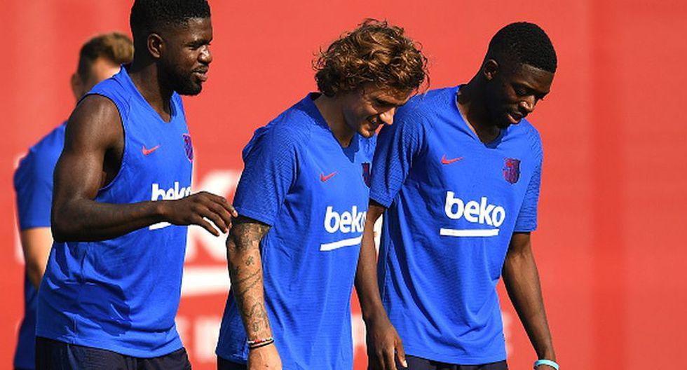 Barcelona pierde a otra de sus figuras por lesión y no volverá hasta en 2 meses. (Getty Images)