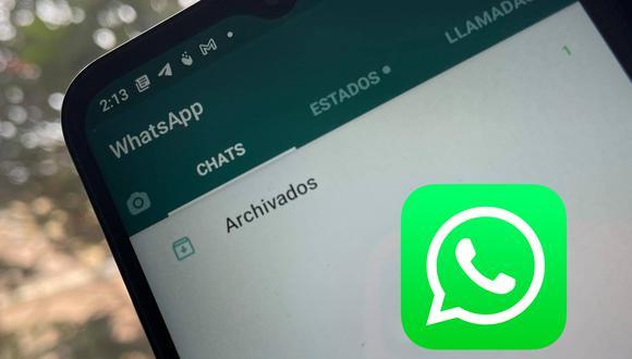 Conoce el método para poder archivar tus conversaciones de por vida en WhatsApp. (Foto: Depor)