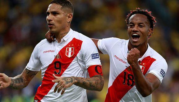 Carrillo le puso paños fríos al tema Guerrero en la Selección Peruana. (Getty Images)