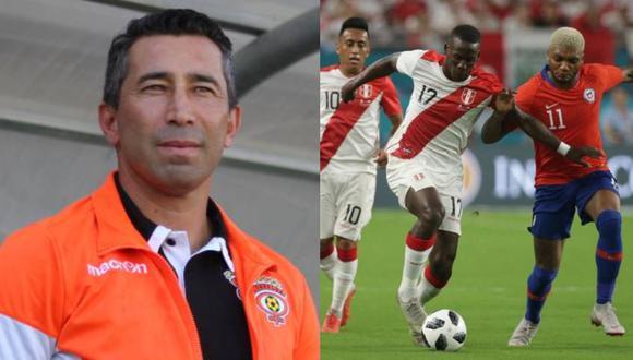 Rodrigo Pérez habló se refirió al duelo entre Perú y Chile por Eliminatorias. (GEC)