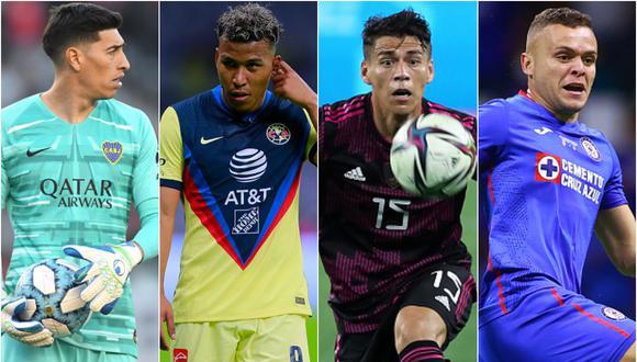 Fútbol de Estufa de la Liga MX: altas, bajas y rumores previo al Apertura 2021 (Foto: Getty Images)