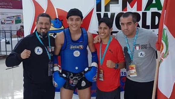 Perú cuenta con seis representantes en el Mundial Juvenil IFMA de Muay thai. (Federación Peruana de Muay Thai)