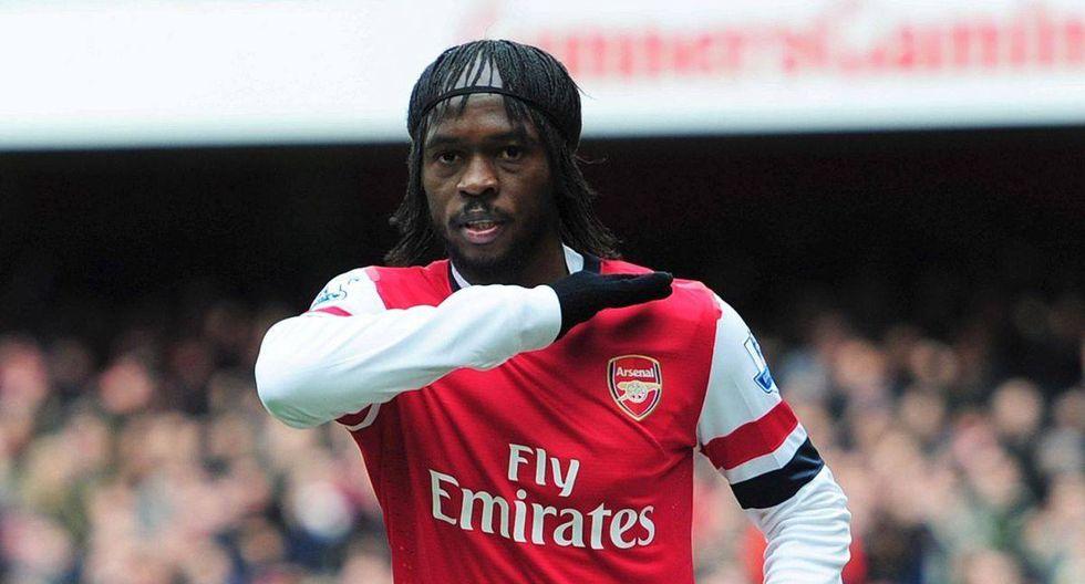 Gervinho - Arsenal.