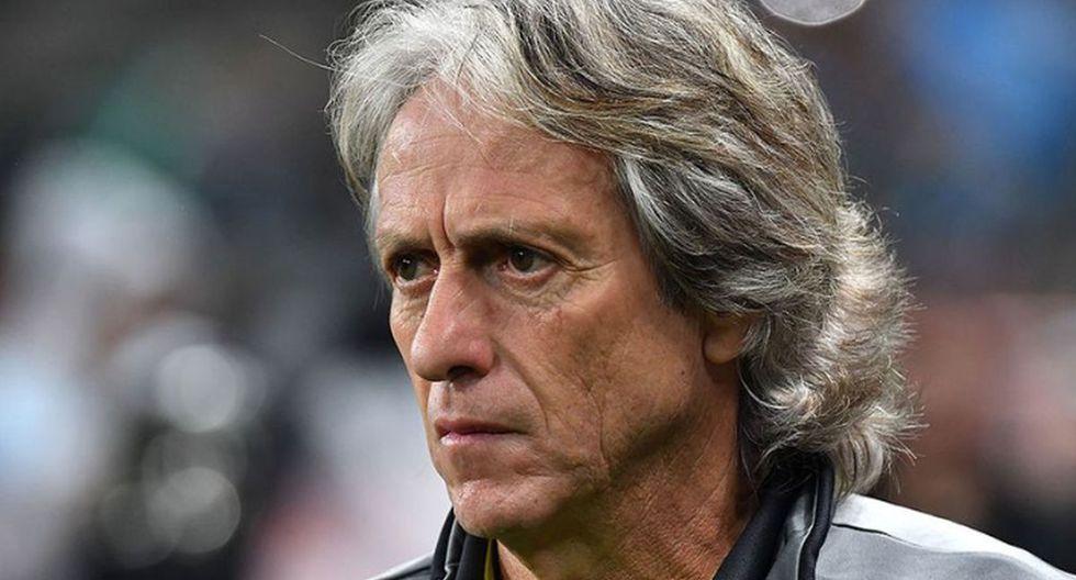 Jorge Jesus no renueva como entrenador de Flamengo, y enciende las alarmas en el club. (Foto: Agencias)