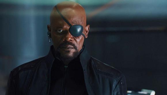 Marvel: Samuel L. Jackson volverá a Nick Fury en una serie de Disney Plus. (Foto: Marvel Studios)