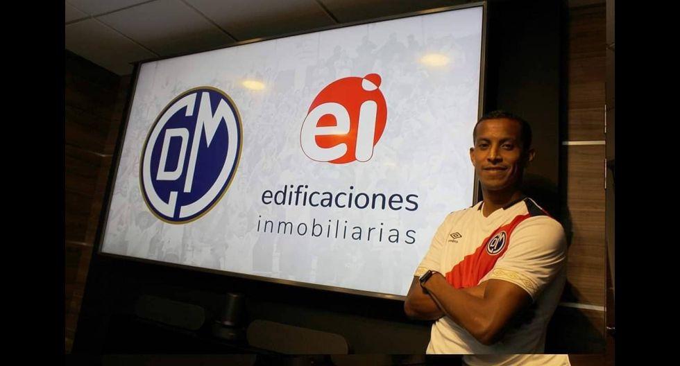 Junior Ross. (Foto: Deportivo Municipal)