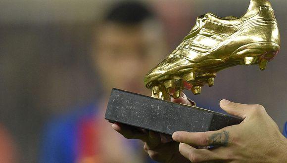Ciro Immobile se lleva la Bota de Oro 2020 con 35 goles. (AFP)