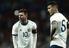Así se expresa: Leandro Paredes sueña con la llegada de Messi al PSG
